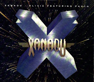 The Olivia Project Ft. Paula - Xanadu The Remixes [AU CD Single #1]