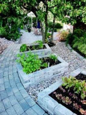 billiga stenar till trädgård