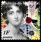 CAIXA POSTAL DA AFILHADA FRANCESA DO MARQUÊS