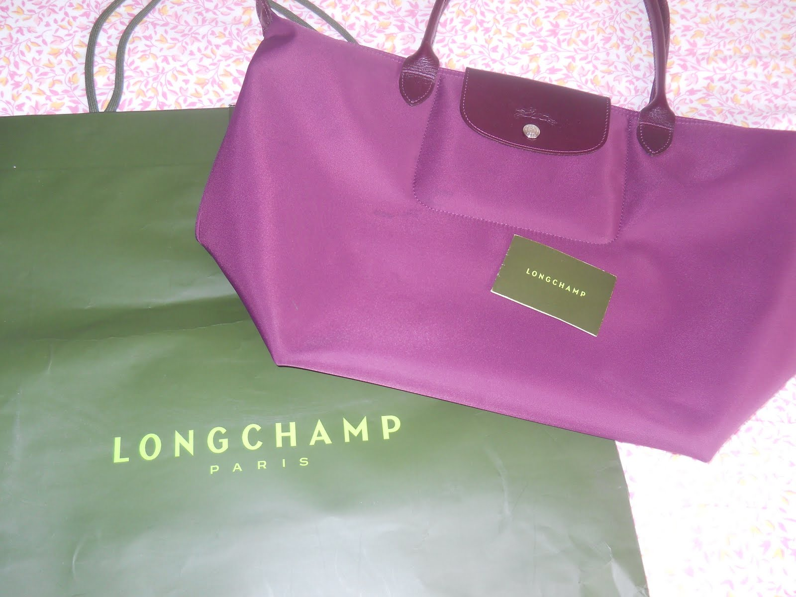 16cd5addf4cd How to Spot an Authentic Longchamp - Mav Diaries