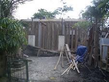 Building project under way