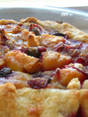 Tuesdays With Dorie…Summer Fruits Galette