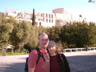 My Kitchen, My World…Greece!