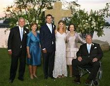 la boda de jenna una de las gemelas de los esposos bush ha tenido bajo perfil