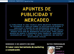 Apuntes para las clases de PUBLICIDAD.y MERCADEO