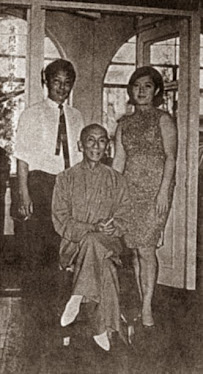 Wong Shun Leung  with Ip Man and Simo
