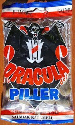 Dracula Piller