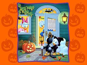 Opera Poltergeist Disney Halloween Wallpaper Disney Halloween Cartoon Backgrounds
