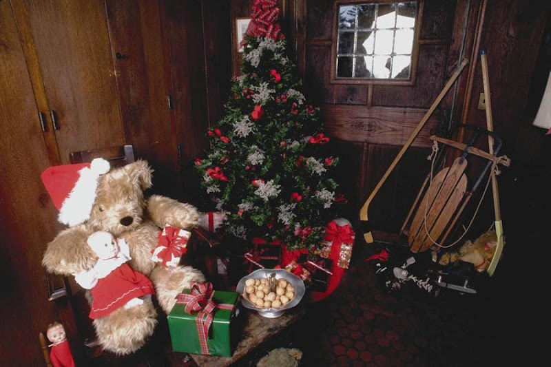 Christmas Teddy Bear Wallpaper: Beautiful Christmas Wallpapers