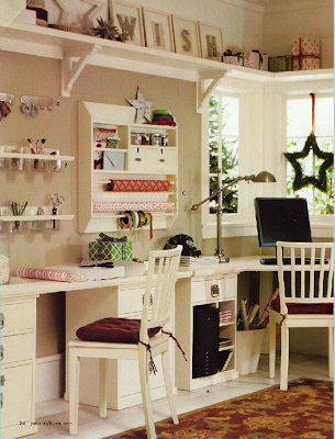 office craft room inspiration