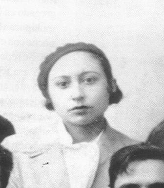 Lucía Sánchez Saornil, hacia 1933