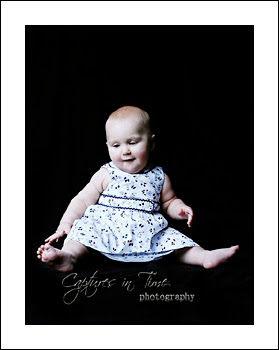 Pink Baby Shoot | Captures in Time Photography | Blue Springs