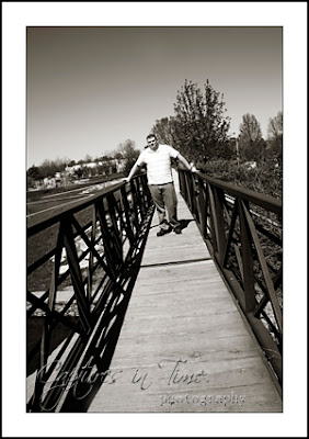 Kansas City Senior Photographer senior boy Railroad park Blue Springs