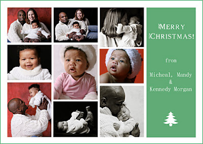 Christmas Cards | Captures in Time Photography | MO