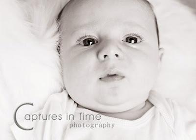 Kansas City Newborn Photographer Mack Attack