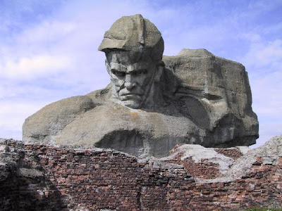 Le+Courage+monument