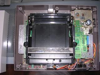 Nintendo NES Inside