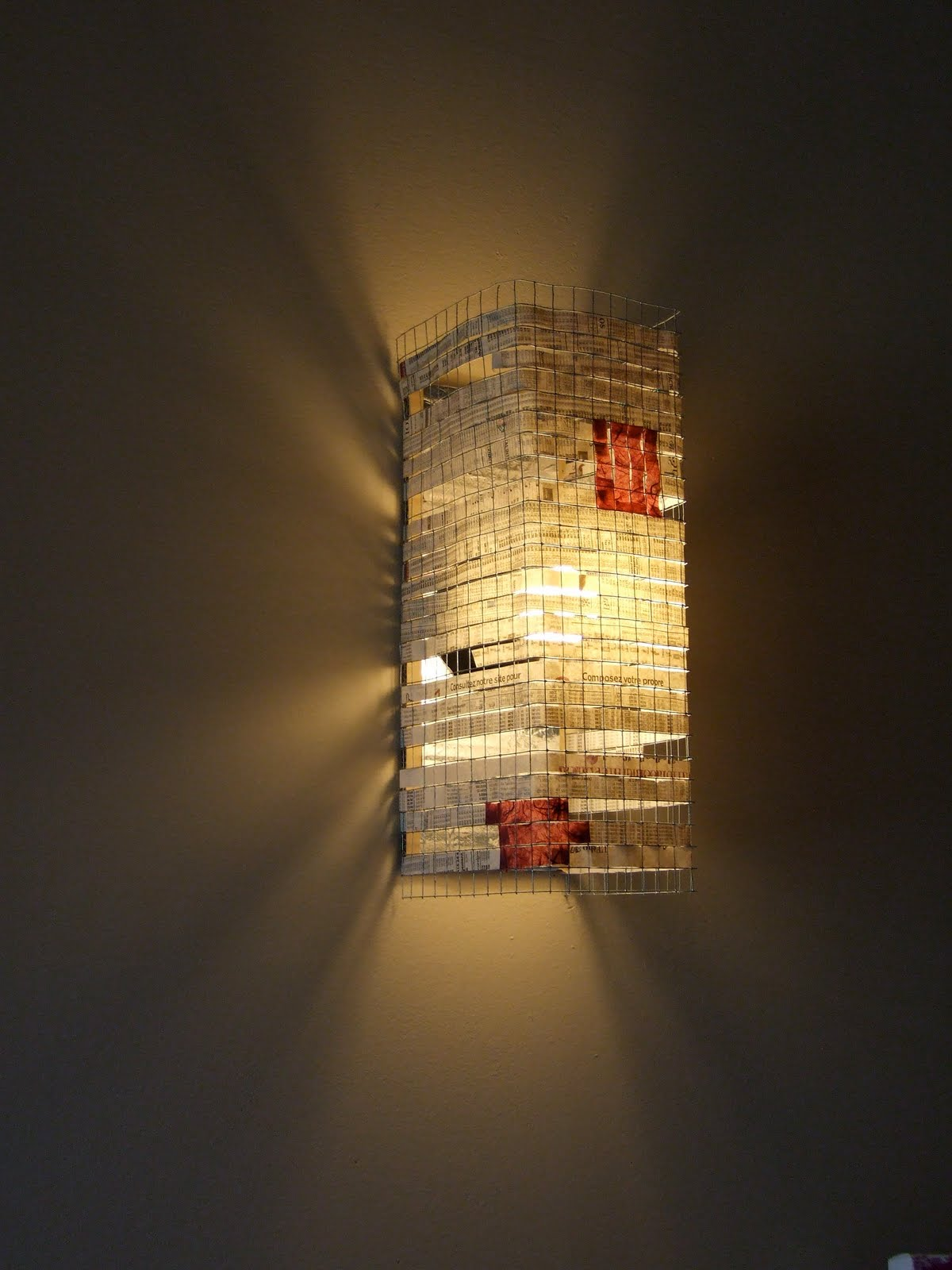 Lampe Originale A Faire Soi Meme Led Tete De Lit Discrate Cher