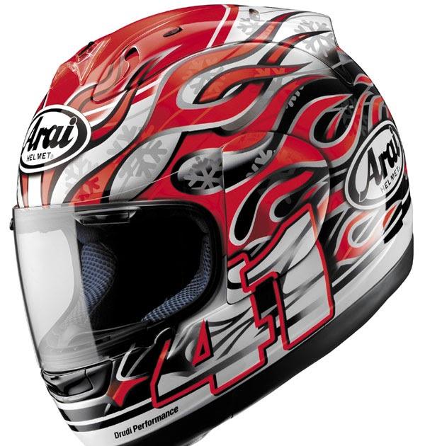 Masei Motorcycle Zone 香港瑪星兒電單車研究室: 最高質量的頭盔 - ARAI RX-7