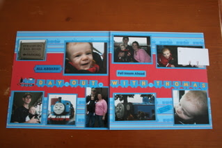 Life One Day At A Time More Scrapbooking Layouts