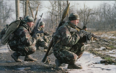 Russian Spetsnaz vs American Delta Force and Navy seals - Off-Topic