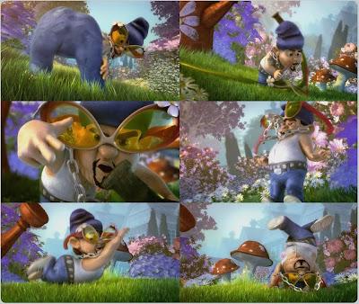 Gnomeo and Juliet Movie