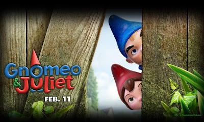 Gnomeo e Julieta Trailer do filme