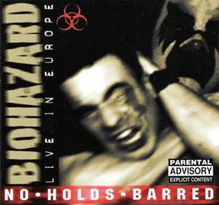 Biohazard - No Holds Barred (Live in Europe) (1997) B_nhbarred