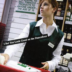 Arctic Monkeys - I Bet You Look Good On The Dancefloor [EP] (2006) Am_ibylgotdancefloor