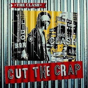 The Clash-Cut The Crap (1985)