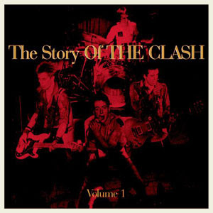 The Clash-The Story Of The Clash, Volume 1 (1988)