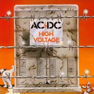 AC/DC - Album High Voltage Austrália 1975 Ad_hvaust