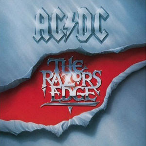 AC/DC - The Razor's Edge 1990 Ad_tredge