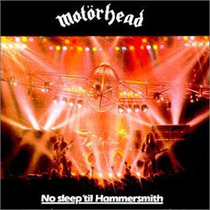 1981-No Sleep 'til Hammersmith