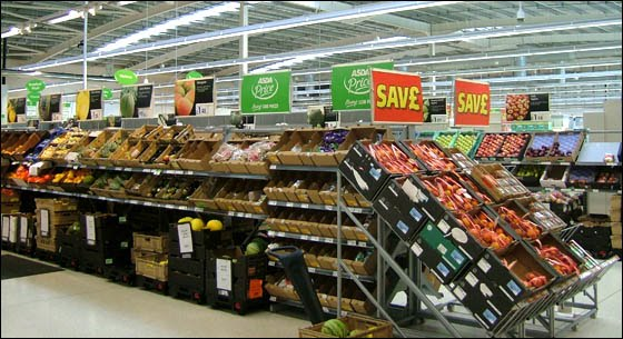 Supermarkets are relatively unlikely spots for coronavirus infection, data suggests