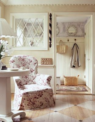 vintage simple: Interior Windows