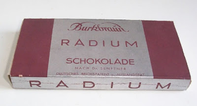 radium chocolate