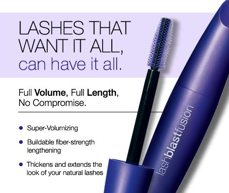 5fc69524136 Babblings of a Mommy: Covergirl Lash Blast Fusion