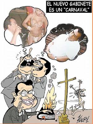 Caricatura de Alvaro Portales