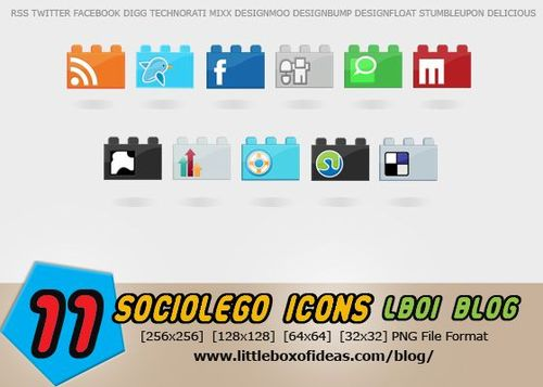 23 Free High Quality Social Media Icons Sets | Blogger Tips