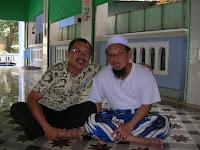 @Masjid Dong du, HCMC