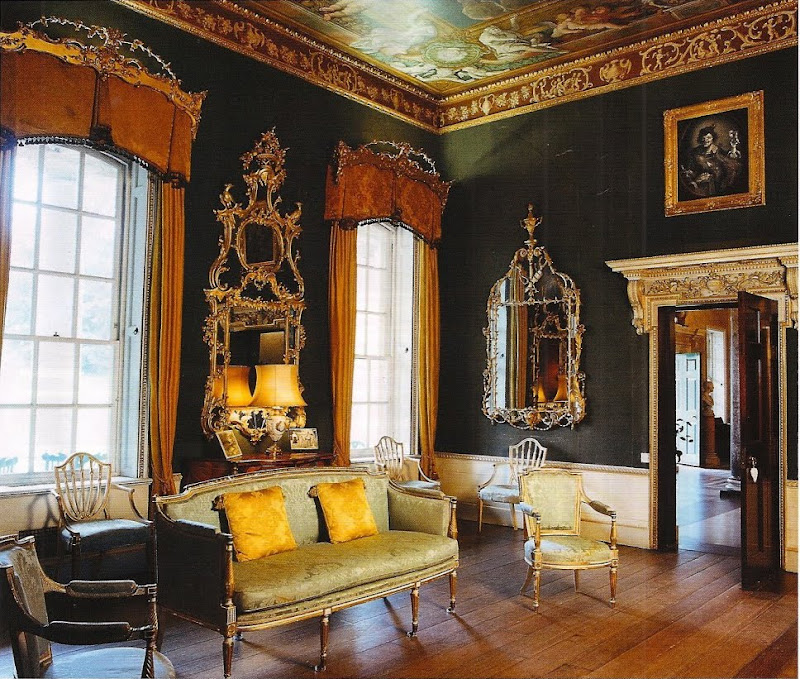english manor house interiors 15 image office furniture. Black Bedroom Furniture Sets. Home Design Ideas