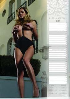Calendar Sexy gilr 2008