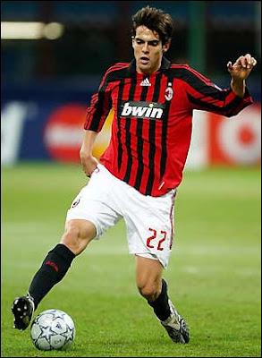 Ricardo Kaka Chelsea Talks For Ac Milan S Kaka