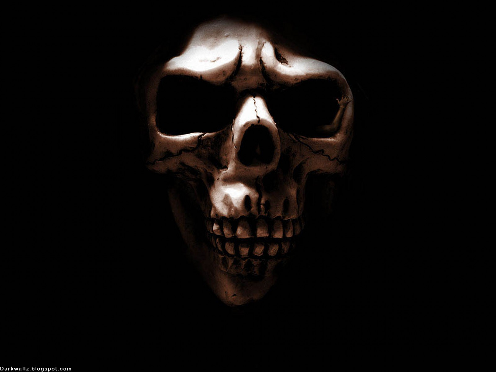 Dark Gothic Wallpapers Cool Scary Horror Skulls Pictures