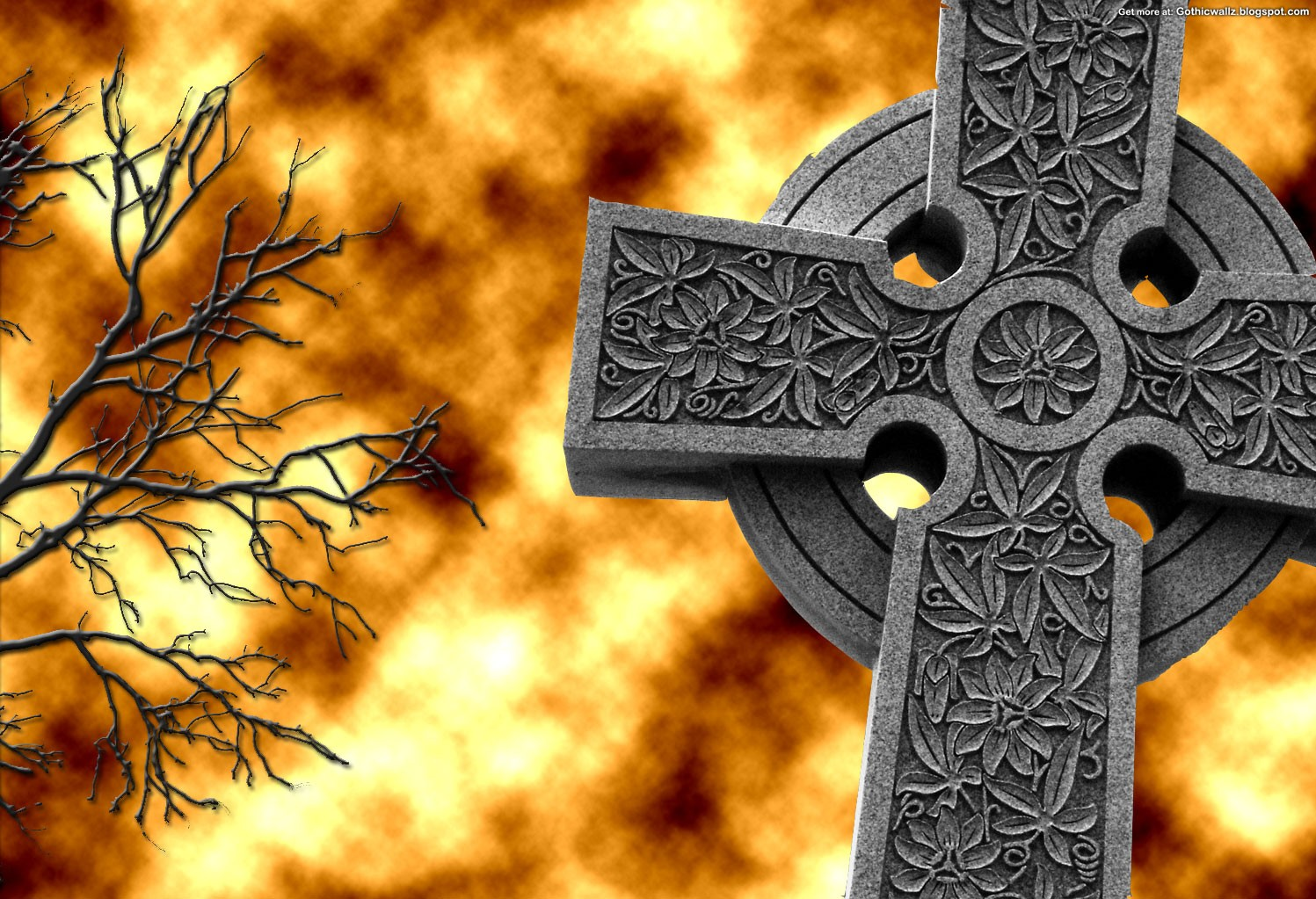 Wallpaper: Wallpaper Celtic Cross