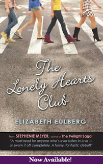 Guest Review: The Lonely Hearts Club by Elizabeth Eulberg.