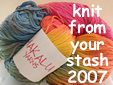 Knit from Your Stash 2007