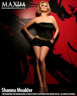 Shanna Moakler in Maxim Magazine