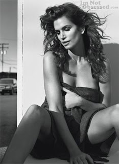 Cindy Crawford In Italian GQ Pictures